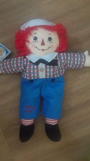 Raggedy Andy for Sale in New Haven, CT