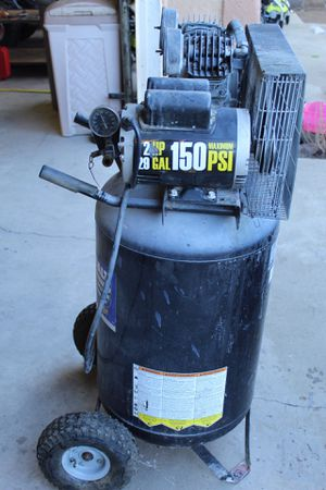 KOBALT 30gallon air compressors for Sale in Bakersfield, CA