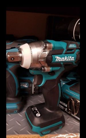 MAKITA 18V CORDLESS BRUSHLESS SPEED 1/2 IMPACT WRENCH TOOL ONLY BRAND NEW for Sale in San Bernardino, CA