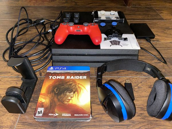 Ps4 Pro 1tb Bundle *Amazing Deal**press Picture For Better View*