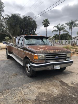 1989 Ford F350 Dually Crew Cab for Sale in Alpine, CA