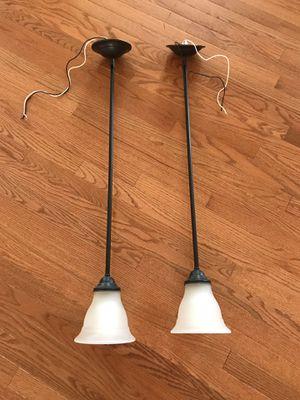 Kitchen island lights for Sale in Bristow, VA