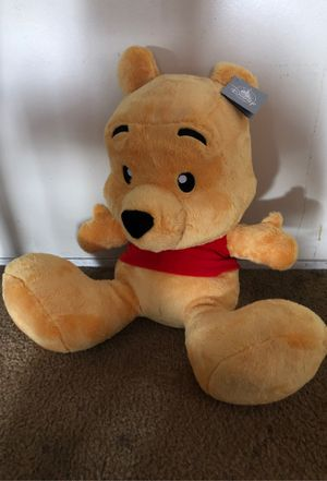 Jump plush Pooh bear for Sale in Monterey Park, CA