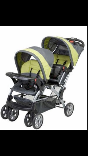Sit and stand double stroller! for Sale in Hinckley, OH