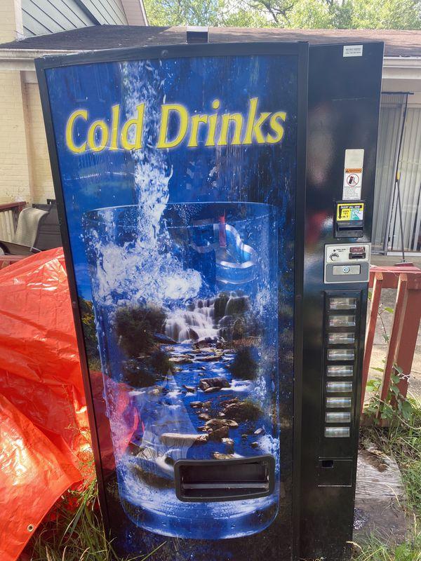 Vending machine (Need location)