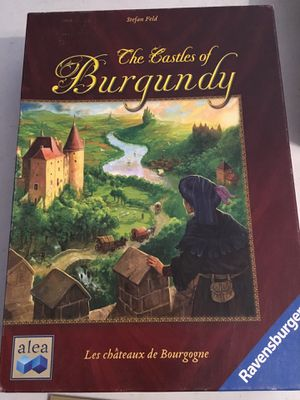 The Castles of Burgundy + 2 expansions for Sale in Morrisville, PA