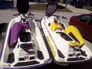 98 GTS with double trailer for Sale in Port Richey, FL