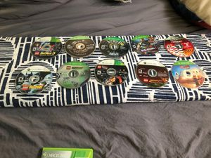 Xbox One and Xbox 360 games for Sale in Dallas, TX