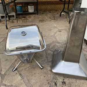 MASTERBUILD Carrera Stainless Portable Gas BBQ Grill for Sale in Los Angeles, CA
