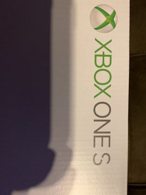 XBOX ONE S —- NEW for Sale in Avondale, AZ