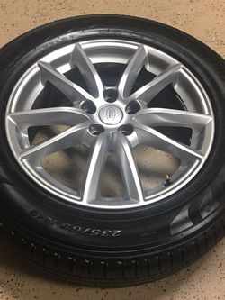 Range Rover Rims And Tires for Sale in Fallbrook,  CA