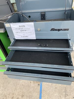 Snap on Mechanic tool box for Sale in Pflugerville, TX