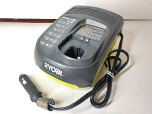 RYOBI ONE+ 18 Volt in Vehicle charger. You can charge your RYOBI batteries from your car. Brand new. for Sale in Fort Lauderdale, FL