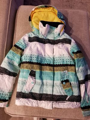 Roxy girls thick snow jacket for Sale in El Cajon, CA
