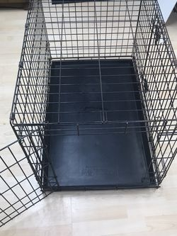 Dog Crate 36x22x24 LxWxH for Sale in Newfoundland,  NJ