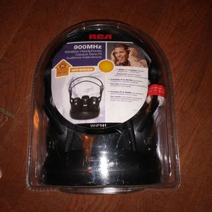 Rca 900mhz Wireless Headphones for Sale in Everett, MA