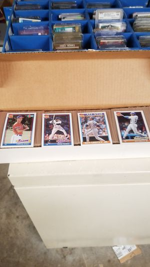 Baseball card- 1991 topps 40th anniversary factory set complete for Sale in Roseburg, OR