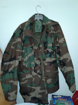Field Coat Large Alpha Industries for Sale in Lakeland, FL