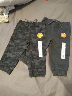 $10 each brand new baby boy jeans 12 months for Sale in Rosemead, CA