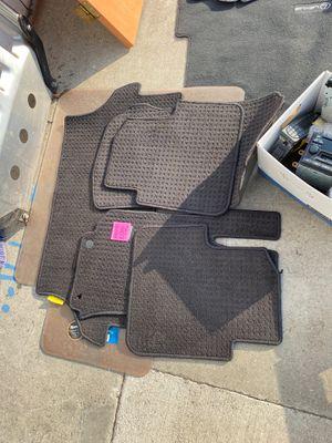 Genuine Mercedes R-class set of floor Mats for Sale in Rosemead, CA