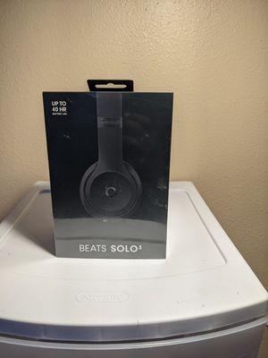 Brand new beats Solo 3 for Sale in Phoenix, AZ