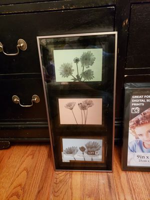 Picture Frames Total 9 Frames for Sale in Rockville, MD