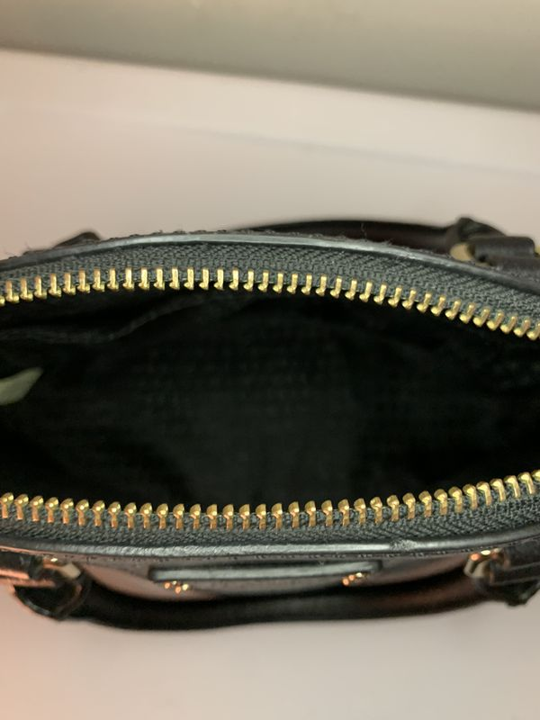 Kate Spade Crossbody Dome Purse and Matching Wallet
