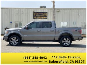 2012 Ford F150 SuperCrew Cab for Sale in Bakersfield, CA