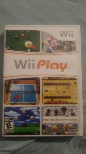 Wii play for Sale in Anaheim, CA
