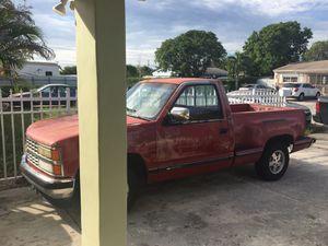 90 Chevy Silverado for Sale in Hallandale Beach, FL