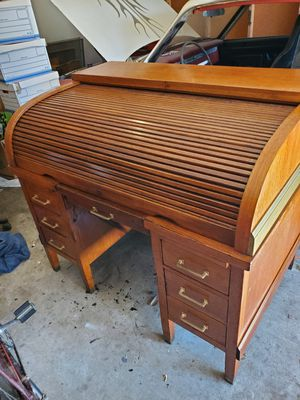 Antique roll top desk for Sale in Houston, TX