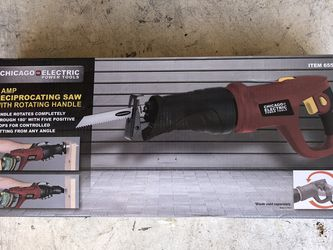 Chicago Electric Saw With Rotating Handle for Sale in Anaheim,  CA