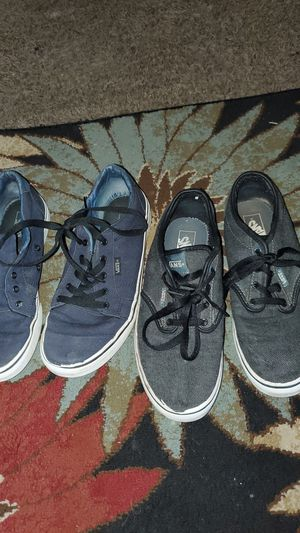 Van's size 5 take them both for 10 for Sale in San Diego, CA
