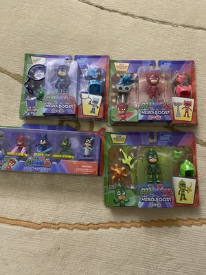 New pjmask pj mask toys for Sale in Lauderdale Lakes, FL