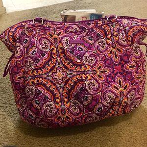 Vera Bradley large shoulder bag for Sale in San Jose, CA