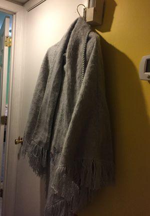 Genuine alpaca wool shawl for Sale in Hyattsville, MD