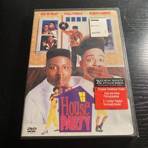 House Party DVD Brand New (Sealed) for Sale in Baltimore, MD
