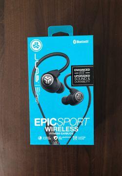 JLab Epic Sport Wireless Earbuds for Sale in Washington,  DC