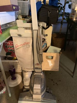 Kirby vacuum shampoo attachments, self propelled for Sale in NW PRT RCHY, FL