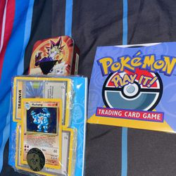 Old Gen Yugioh And 1st Edition Pokemon Play It for Sale in Largo,  FL