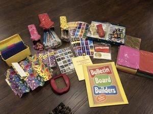 Teacher supplies (Great gift for a teacher as well) for Sale in Clayton, NC
