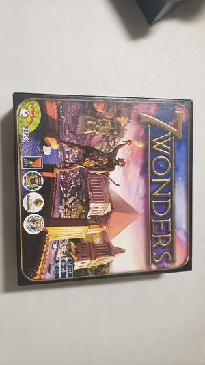 7 Wonder Board Game for Sale in Oceanside, CA