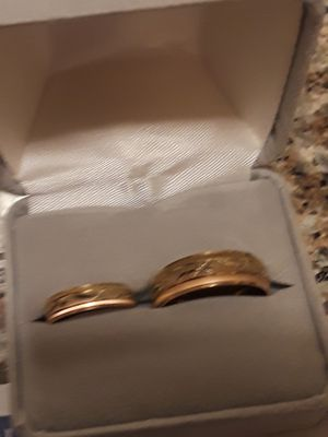 Wedding rings for Sale in Sanger, CA