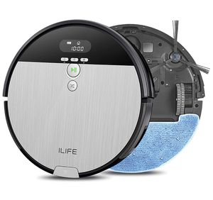 ILIFE V8s 2-in-1 Self-Charging Robotic Vacuum for Sale in Henderson, NV