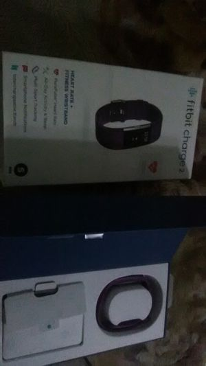 Fitbit charge 2 purple for Sale in Houston, TX