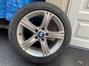 Stock BMW 17' wheels for Sale in San Jose, CA