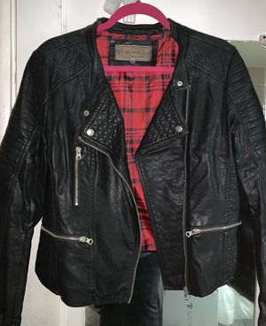 Black Leather jacket for Sale in San Jose, CA