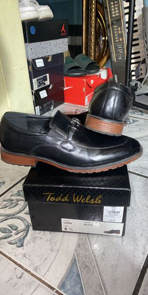 Todd welsh dress up shoes for Sale in Plant City, FL
