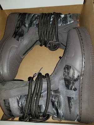 Brand new Size 7.5 SF AF1 HI OG half box serious buyers only please and thanks for Sale in Everett, WA