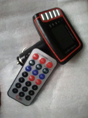(Brand New) Car MP3 Players W/ Remote for Sale in Hannibal, MO